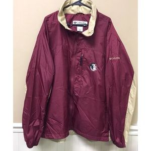 Columbia Jacket Size XXL Florida State Seminoles